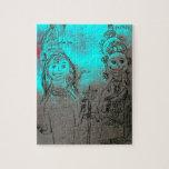 Rompecabezas de Shiva y de Parvati