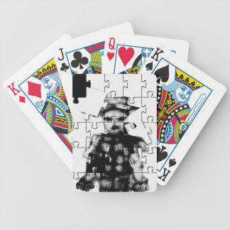Rompecabezas de SkareKrow Baraja Cartas De Poker
