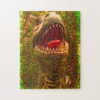 Rompecabezas de T-Rex