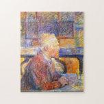 Rompecabezas de Toulouse-Lautrec - de Van Gogh