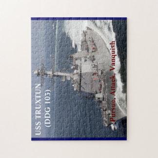 Rompecabezas de USS TRUXTUN