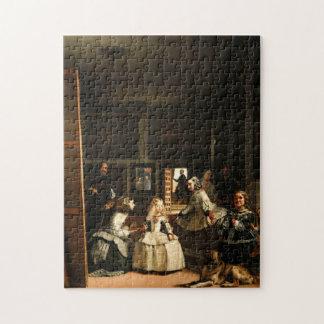 Rompecabezas de Velázquez Las Meninas
