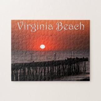 Rompecabezas de Virginia Beach