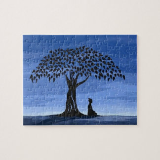 Rompecabezas del árbol de Bodhi