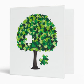 "Rompecabezas del árbol de familia carpeta 1"""