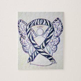 Rompecabezas del arte del ángel de la cinta de la