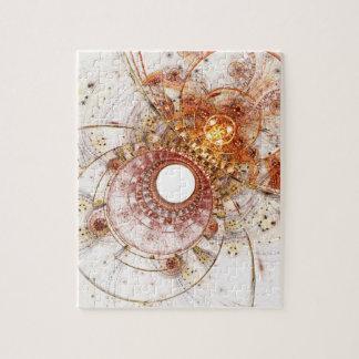 Rompecabezas del arte del fractal: Temperamento ar