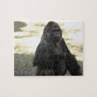 Rompecabezas del babuino
