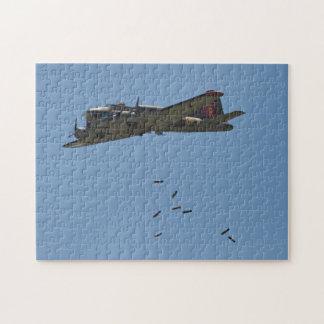 Rompecabezas del bombardeo B-17