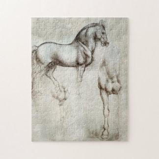 Rompecabezas del caballo de da Vinci