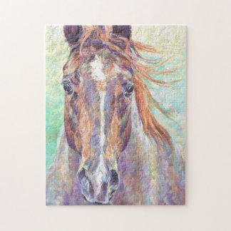 Rompecabezas del caballo - susurro de un sueño
