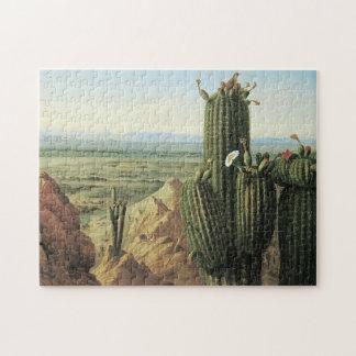 Rompecabezas del cactus del sudoeste