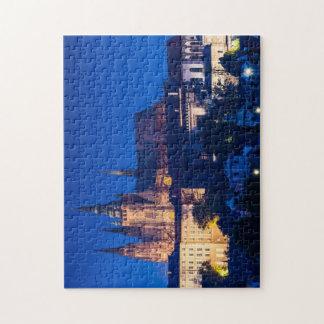 Rompecabezas del castillo de Praga