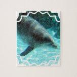 Rompecabezas del delfín común