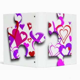 Rompecabezas del día de San Valentín