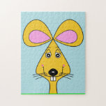 Rompecabezas del Doodle del ratón