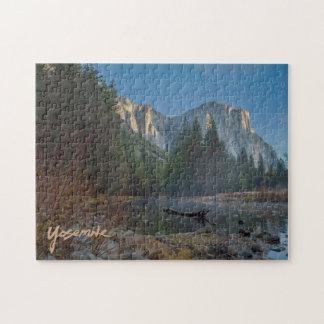 Rompecabezas del EL Capitan Yosemite