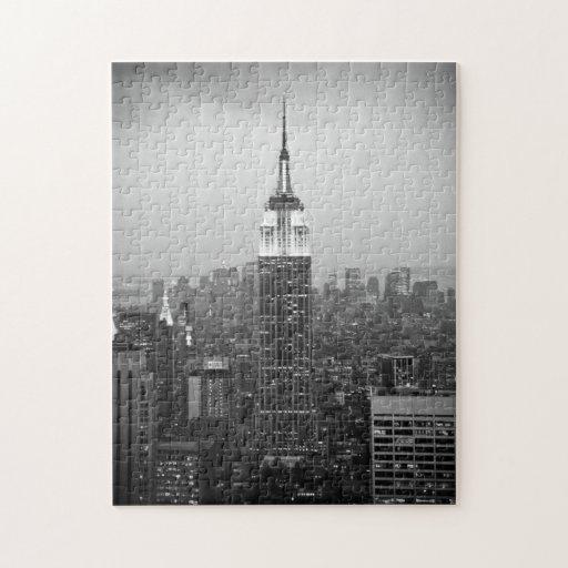 Rompecabezas del Empire State Building