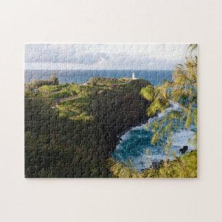 Rompecabezas del faro de Kilauea