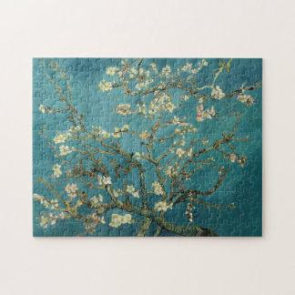 Rompecabezas del flor de la almendra