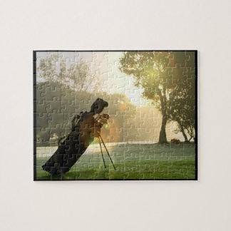 Rompecabezas del golf
