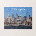 Rompecabezas del horizonte de Philadelphia