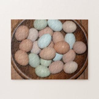 Rompecabezas del huevo