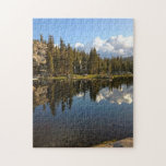 Rompecabezas del lago high Sierra