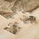 rompecabezas del mapa del mundo