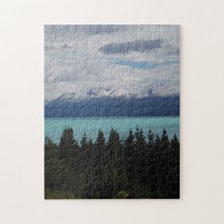 Rompecabezas del océano y de las montañas