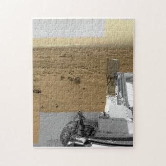 Rompecabezas del paisaje de Marte