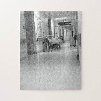 Rompecabezas del pasillo del hospital