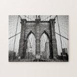 Rompecabezas del puente de Brooklyn