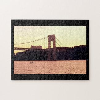 Rompecabezas del puente de George Washington
