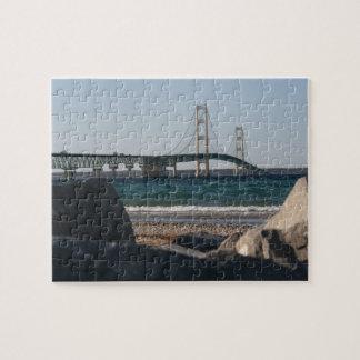 Rompecabezas del puente de Mackinac