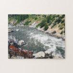 Rompecabezas del río de Idaho