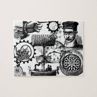 rompecabezas del steampunk