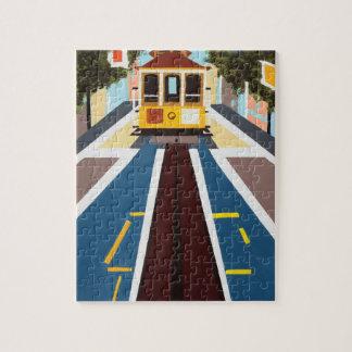 Rompecabezas del teleférico de San Francisco