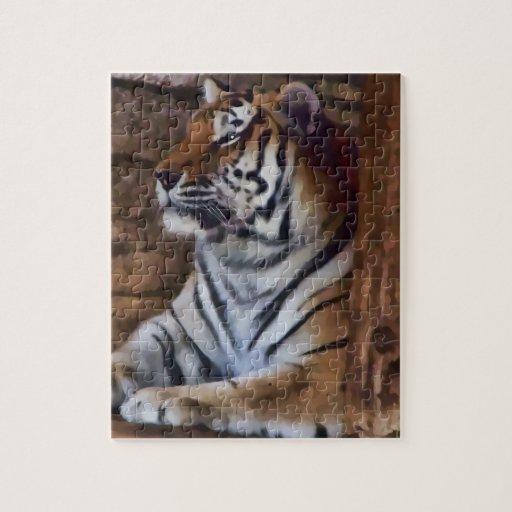 Rompecabezas del tigre