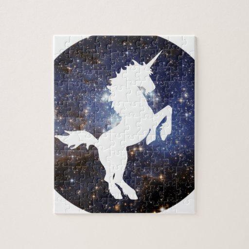 Rompecabezas del unicornio