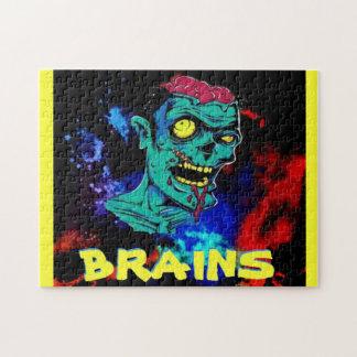 Rompecabezas del zombi