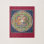 ROMPECABEZAS EN LA LATA - mandala Buda de la