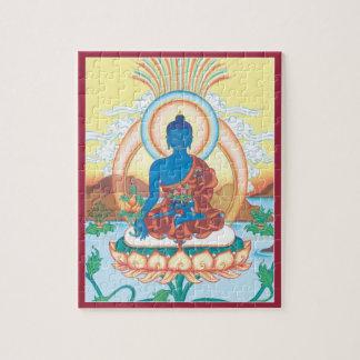 ROMPECABEZAS EN la LATA - medicina Buda - amo
