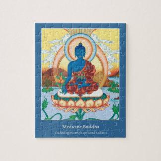ROMPECABEZAS EN LA LATA - medicina Buda - amo de l