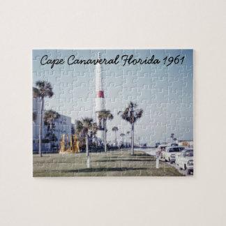 Rompecabezas fotográfico de Cabo Cañaveral del vin
