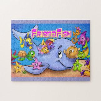 Rompecabezas - FriendFish