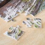 Rompecabezas grande del árbol de Yosemite
