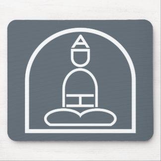 Rompecabezas Mousepad de Buda