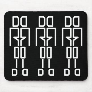 Rompecabezas Mousepad de Droid