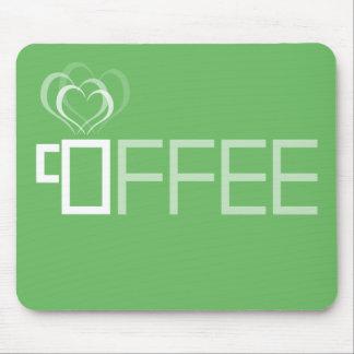 Rompecabezas Mousepad del café